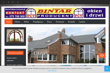 BINTAR - Sprzedaż Okien PCV Tarnów