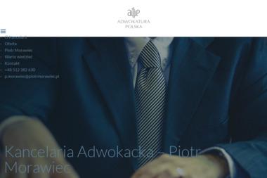 Kancelaria Adwokacka Adwokat Piotr Morawiec - Obsługa prawna firm Bełchatów