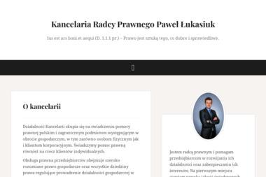Kancelaria Radcy Prawnego Paweł Łukasiuk - Windykacja Wyszków