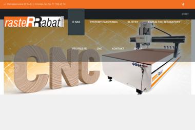 rasteRRabat Andrzej Bułat - Urządzenia dla firmy i biura Wrocław