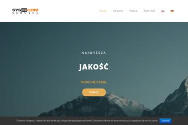 Syscom Service Sp. z o.o. - Projektowanie inżynieryjne Gdańsk