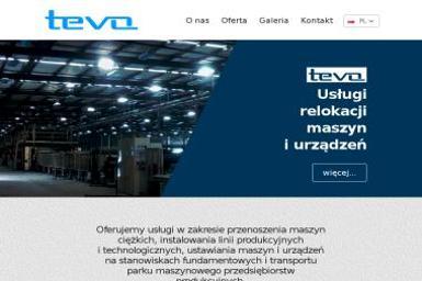Tevo - Maszyny i urządzenia różne Chełm