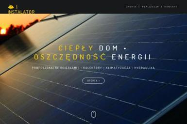 1INSTALATOR - Energia Geotermalna Hajnówka