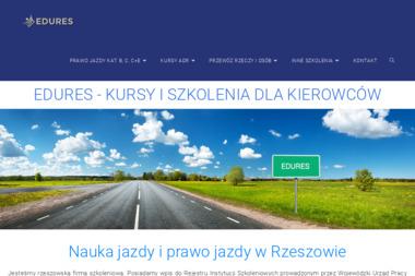 EDURES - Firma transportowa Rzeszów