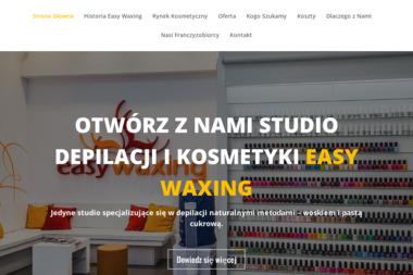 Easy Waxing sp. z o.o. - Makijaż Wrocław