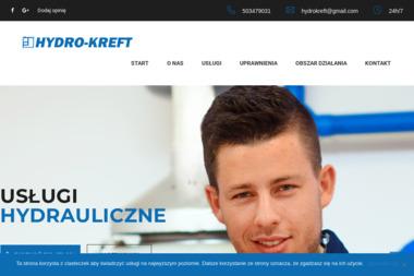 Hydro-Kreft Grzegorz Kreft - Wykonanie Instalacji Gazowej Krokowa