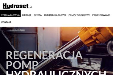 Zakład Rozwoju i Wdrożeń Hydrauliki Hydroset - Rury do CO Łódź