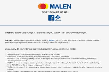 MALEN Mariusz Misiak - Styropian na Podłogę Lublin