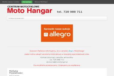 Moto Hangar - Motocykle Warszawa