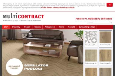 Multicontract - Panele Podłogowe Karczew