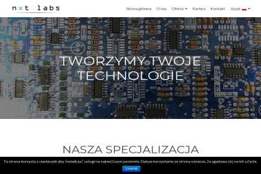 NXT LABS - Programista Sql Wrocław