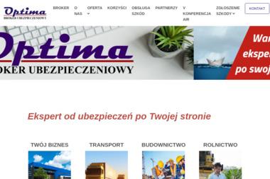 Optima Broker Ubezpieczeniowy - Ubezpieczenia OC Pułtusk