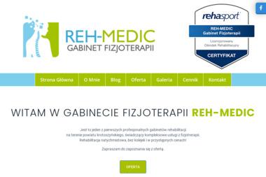 REh-Medic gabinet fizjoterapii - Masa偶 Krotoszyn
