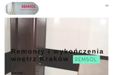 Remsol Firma Remontowo - Budowlana - Tapetowanie Kraków