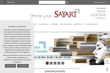 Sayart s.c. - Wyposażenie łazienki Węgrzce