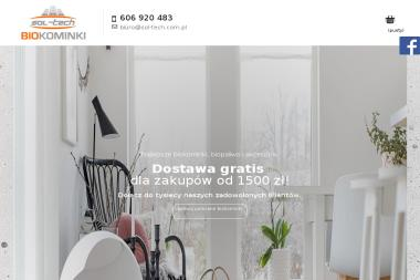 Sol-tech Biokominki - Kominki Kraków