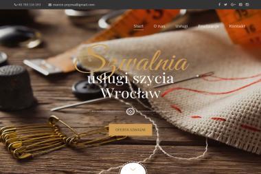 Szwalnia - Wzorcownie odzieży Wrocław