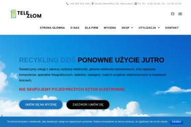 tele-zlom.pl - Serwis komputerów, telefonów, internetu Warszawa