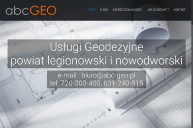 RTK Polska - Ewidencja Gruntów Legionowo