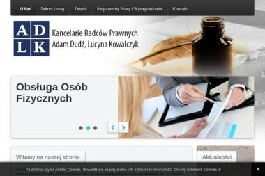Kancelaria Radcy Prawnego Lucyna Kowalczyk - Radca Prawny Słupsk