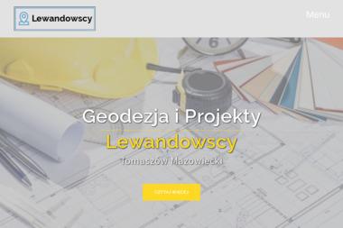 Geodezja i Projekty Lewandowscy - Architekci Zieleni Tomaszów Mazowiecki