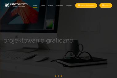Kreatywny Styl - Studio Reklamy - Drukarnia Nowy Targ
