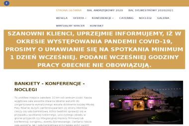 Sala Bankietowo-Konferencyjna Malaga - Catering Łódź