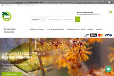 PPHU Marix Mariusz Miszczak - Ogrody Przydomowe Bełchatów