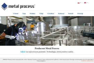 Metal Process Sp. z o.o. - Narzędzia Rzeszów