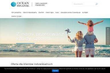 Ocean Finanse - Kredyt gotówkowy Białystok