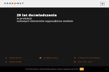PROKOMET - Tokarz Bielawa