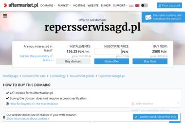 REPERS - SERWIS AGD - Inteligentny dom Dzierżoniów