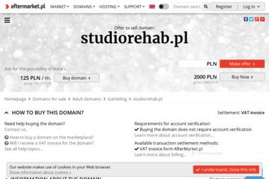 STUDIO REHAB - Masaże Lomi Lomi Trzciana