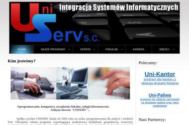 Uniserv s.c. - Obsługa Informatyczna Firm Wyszków