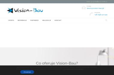 Vision-bau Sławomir Kołodziej - Tapetowanie Radłów
