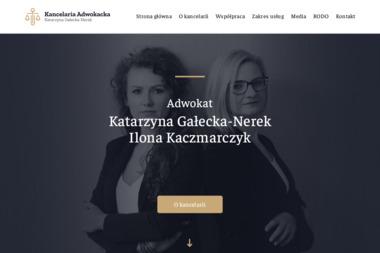 Kancelaria Adwokacka Katarzyna Gałecka-Nerek - Adwokat Rawa Mazowiecka