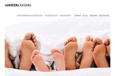 Podolog Agnieszka Kaszuba - Medycyna estetyczna Kraków