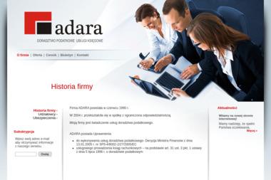 ADARA Sp. z o.o. - Finanse Kędzierzyn-Koźle