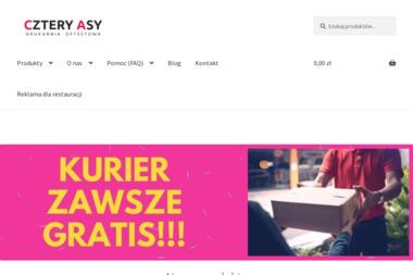 Cztery Asy sp. z o. o. - Tworzenie Sklepów Internetowych Kielce