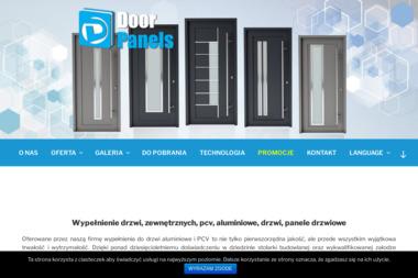 DOOR PANELS - Bramy Niemodlin