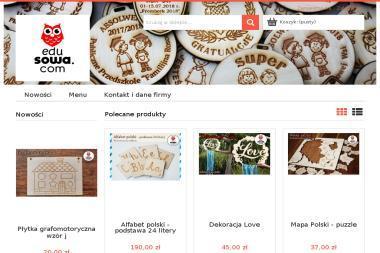 Ostrowska - Dekoracje świąteczne Krzeptów
