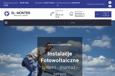 EL-MONTER Instalacje i Pomiary Sp. z o.o. - Inteligentna Instalacja Stanowice