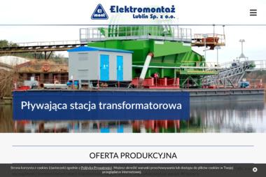Elektromontaż Lublin - Garaże blaszane Lublin
