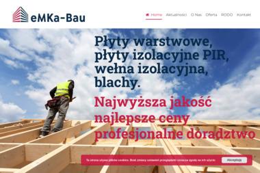 eMKa-Bau - Materiały ociepleniowe Zielona Góra