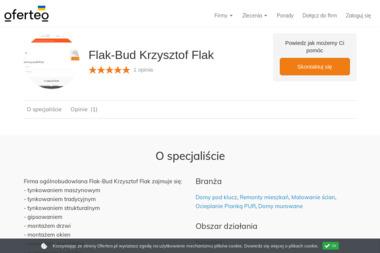 Flak-Bud Krzysztof Flak - Malowanie Proszkowe Aluminium Gniew