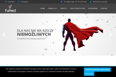 Fundacja dla Uniwersytetu Medycznego w Łodzi - Agencje Eventowe Łódź