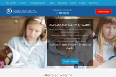 Szkoła Podstawowa Towarzystwa Edukacyjnego Vizja - Nauka Gry na Gitarze Warszawa