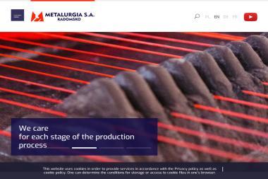 Metalurgia S.A. - Druty, przewody Radomsko
