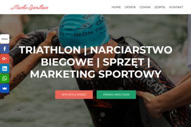 Robert Mucha Sportowa - Reklama internetowa Zalesie Górne