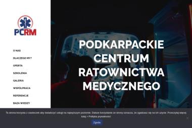 Podkarpackie Centrum Ratownictwa Medycznego - Szkolenia Rzeszów